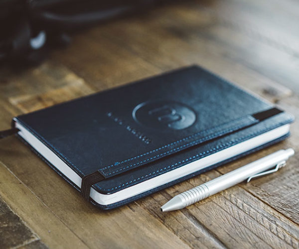 Start Your Year on the Right Note with The Mindful Notebook