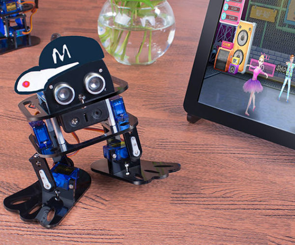 Make Your Own Robot with This DIY Kit
