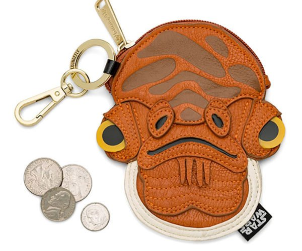 Admiral Ackbar Coin Purse: It's a Trap! (for Your Money!)
