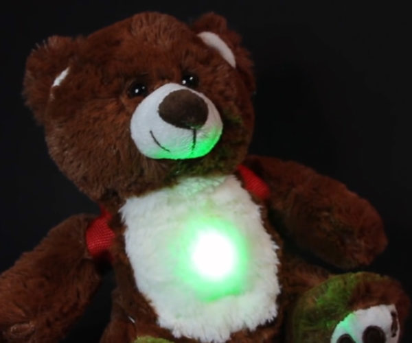 BooBuddy Is a Paranormal Ghost-hunting Interactive Bear