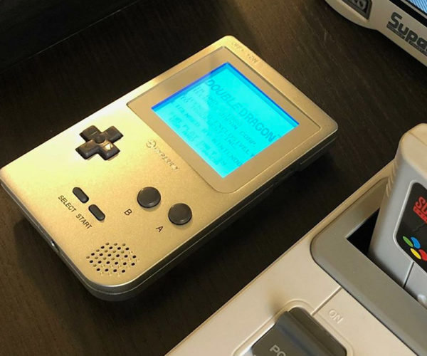 Hyperkin Ultra GB: An Aluminum Game Boy Classic
