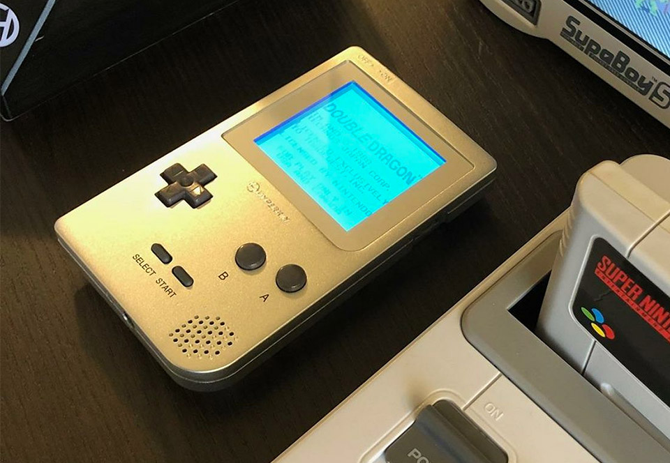 Back To The Basics! Hyperkin Is Working On A Game Boy Reboot