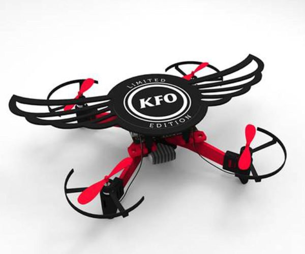 KFC Giving Away Drones with Chicken Wings: Kentucky Fried Flyer