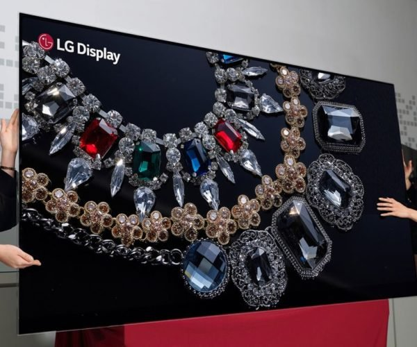 "LG Reveals 88-inch 8K OLED Display: ""8"" Is a Magic Number"