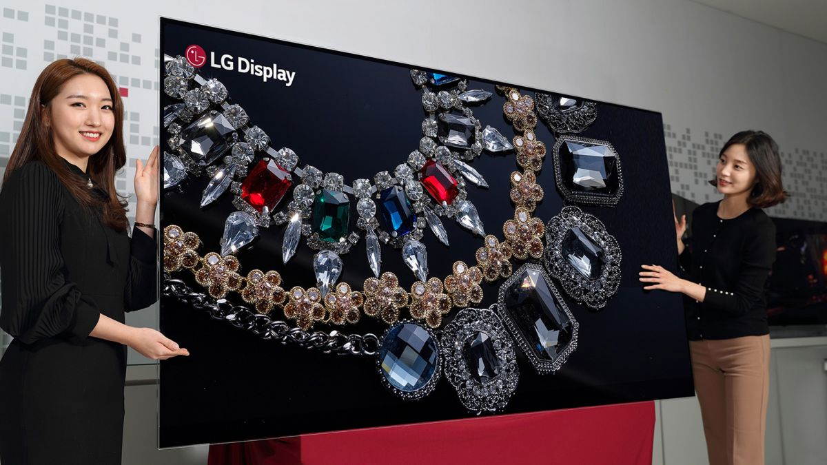 Apple to get LG's OLED display chain