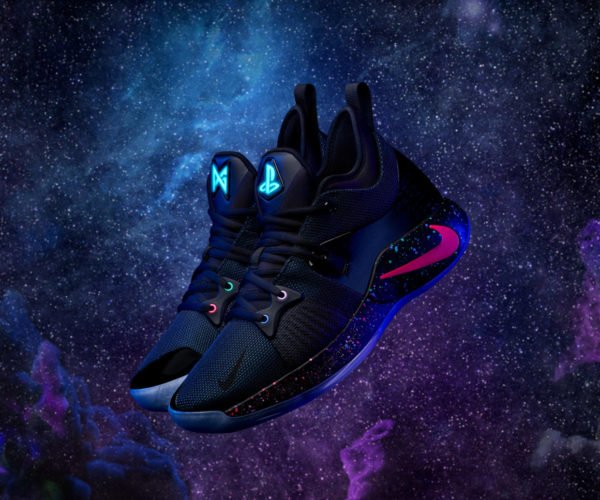 Nike PG2 PlayStation Sneakers Have DualSock Support