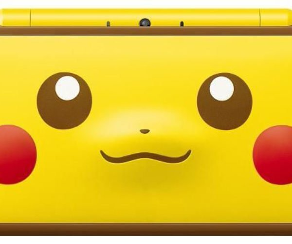New Nintendo 2DS XL Pikachu Edition Coming This Month