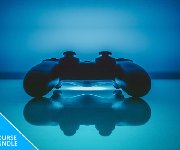 Learn to Make Video Games with the Mega Game Design Bundle