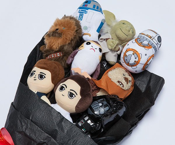 Star Wars Plush Bouquet 3.0: The Force of Love Awakens
