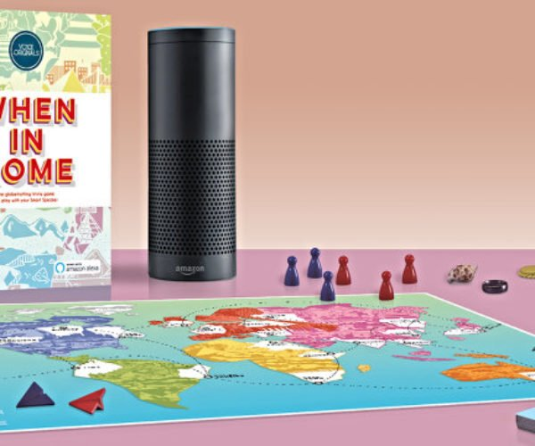 """When In Rome"" Board Game Uses Amazon's Alexa to Enhance Gameplay"