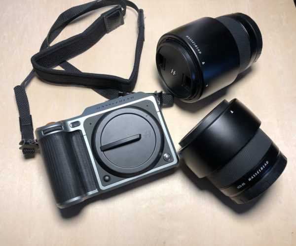 Hasselblad X1D Camera Review: Medium-format Goes Mirrorless