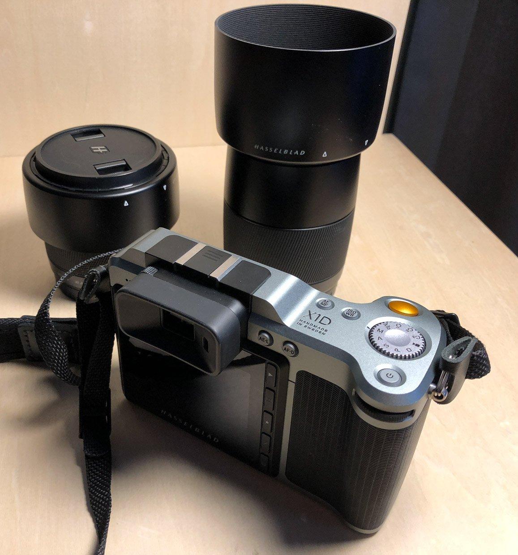 Hasselblad X1D Camera Review: Medium-format Goes Mirrorless