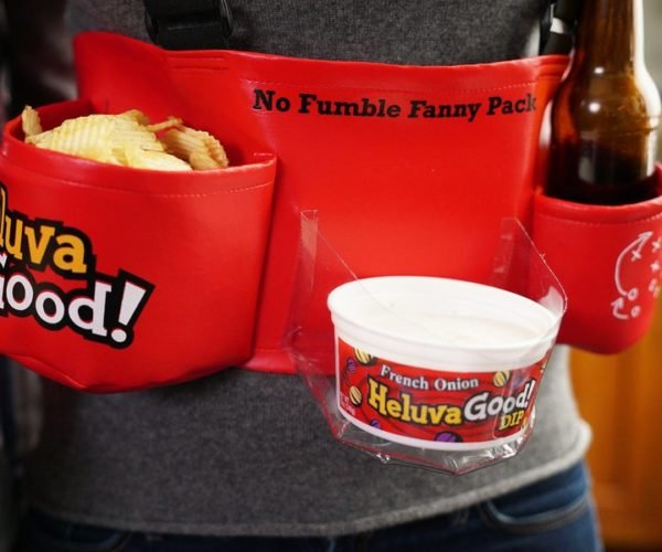 Super Bowl Fanny Packs Keep Your Food Close
