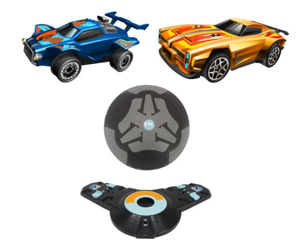 Hot Wheels Rocket League RC Cars Bring the Video Game to the Real World