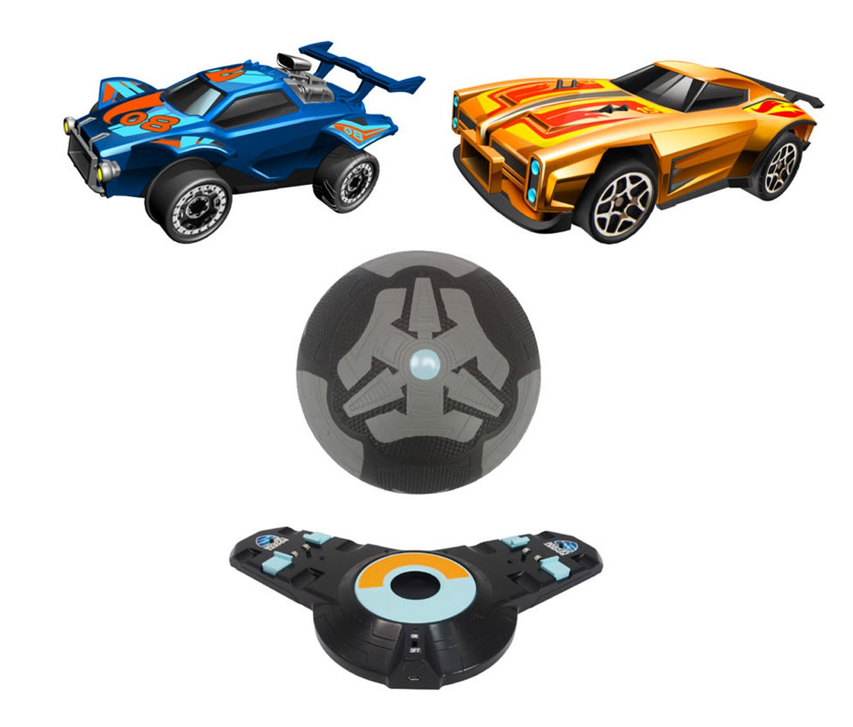 Rocket League RC Toy Set Launching From Psyonix and Hot Wheels Partnership