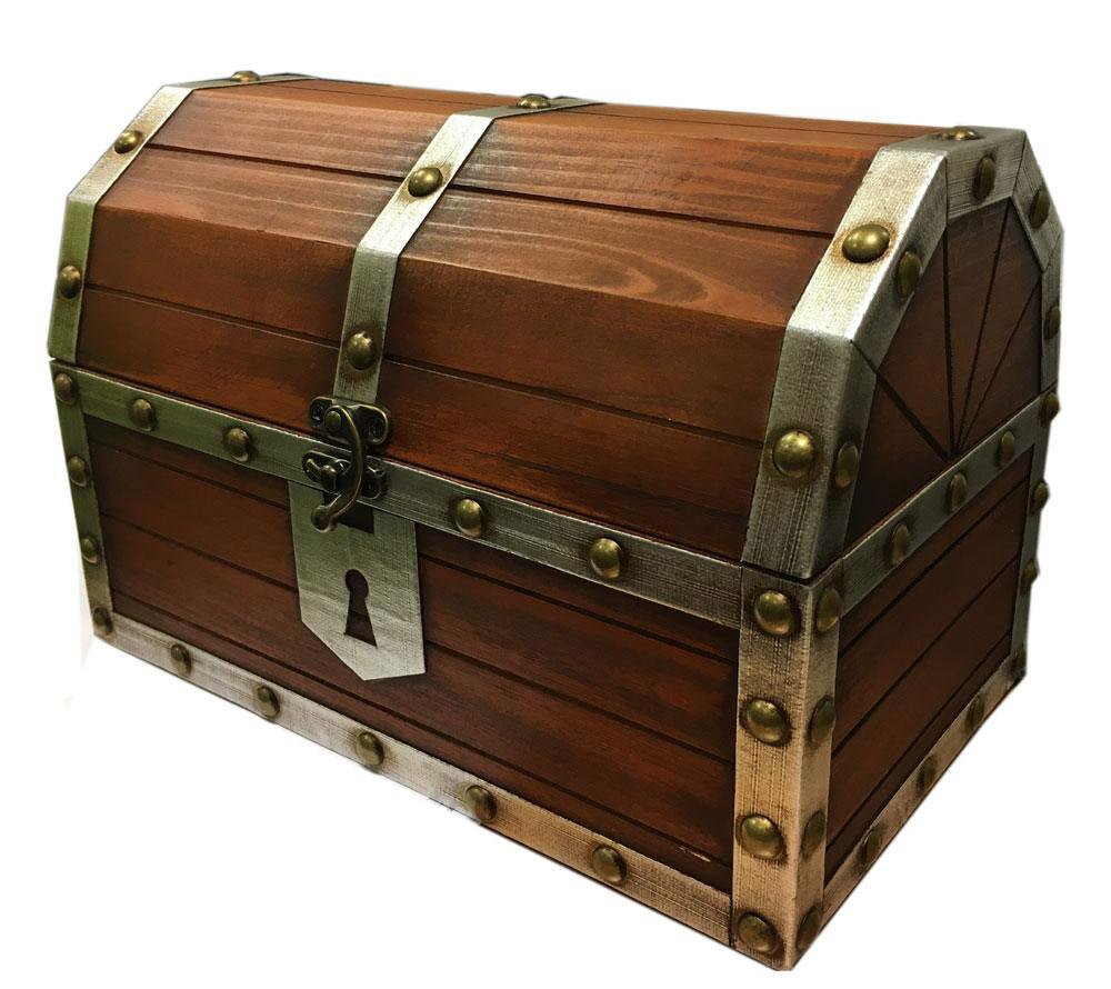 Legend of zelda treasure chest comes loaded with colorful rupees if youre lusting after this like i am it can be pre ordered from merchoid for 19499 with free shipping sure its kind of expensive but it is treasure publicscrutiny Image collections