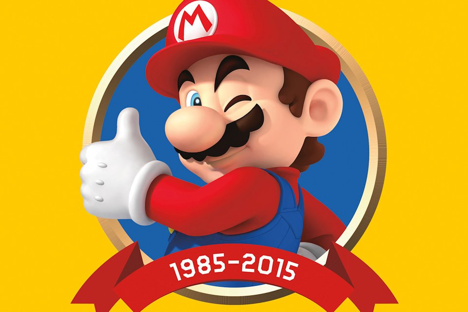 Super Mario Bros. encyclopedia is coming to the U.S. later this year