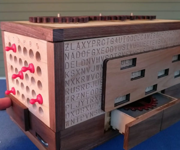 This Insanely-complex Puzzle Box a Riddle, Wrapped in a Mystery, Inside an Enigma