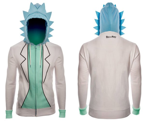 Get Schwifty with This Rick Sanchez Hoodie