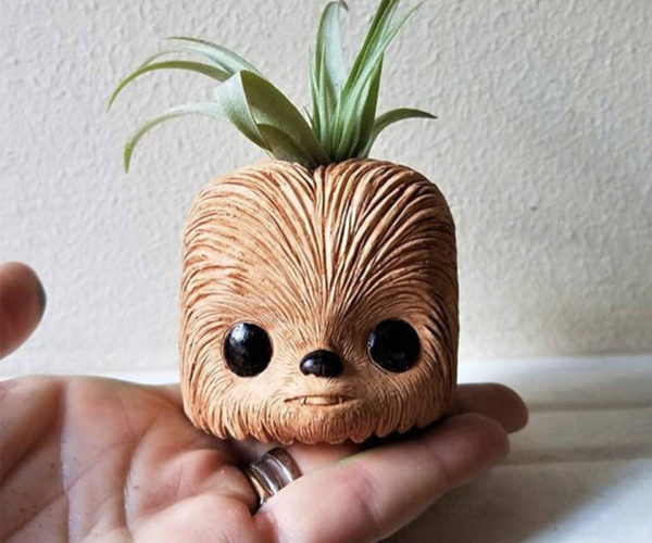 If Chewbacca and Groot Had a Baby…