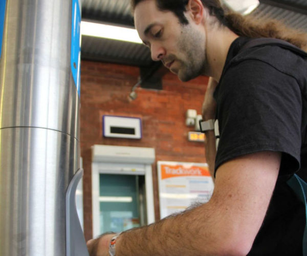 Guy Gets Fined for Implanting Metro Card Chip In Arm