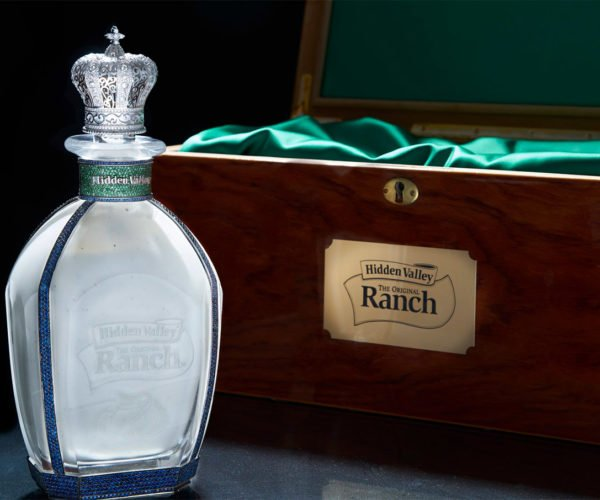 Hidden Valley Ranch Makes Bottles of Dressing Worth $35,000