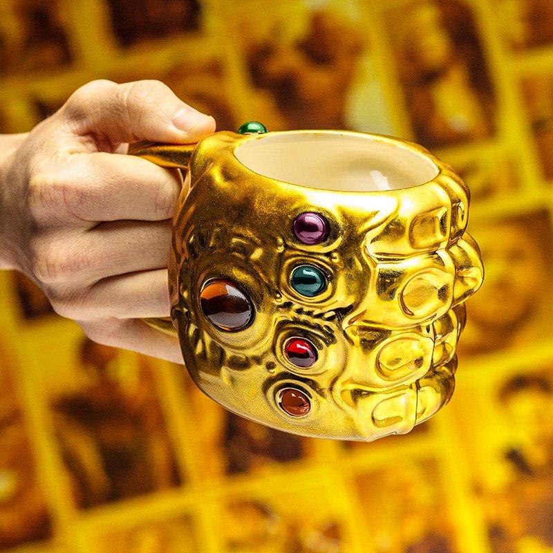 Infinity Gauntlet Coffee Mug Rule The Universe With