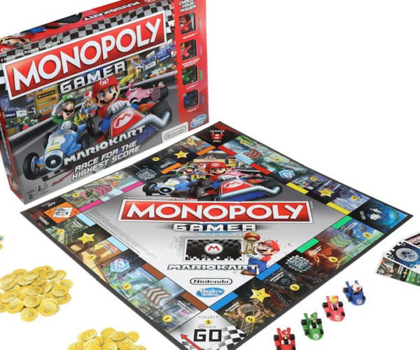 Mario Kart Gets a Monopoly Game of Its Own