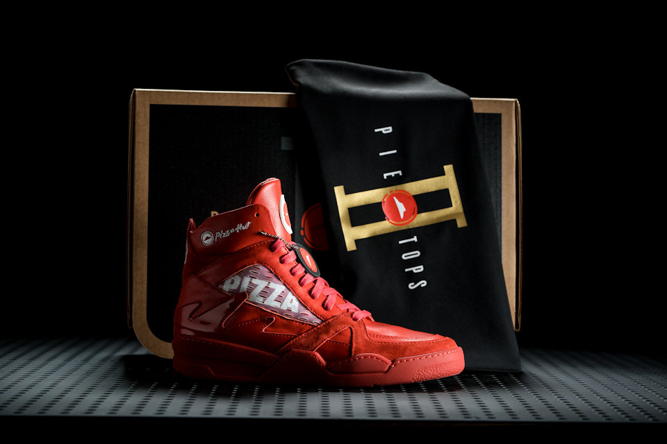 Pizza Hut Pie Tops Shoes Price