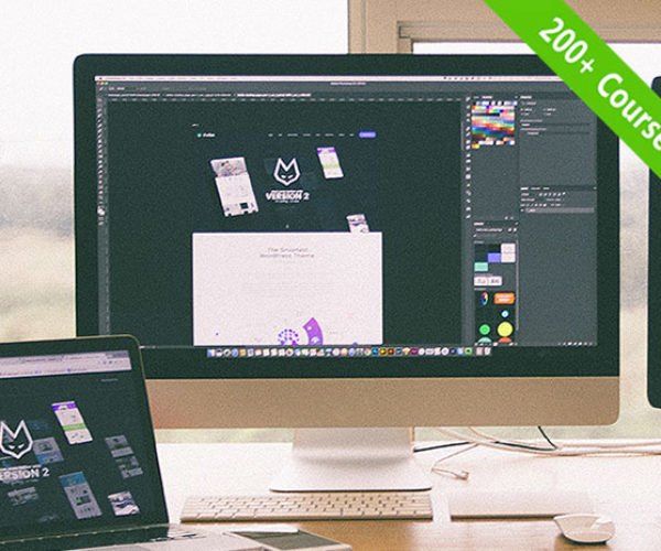 Launch a Creative Career with This Comprehensive Design & Multimedia Training Bundle