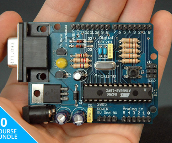 Learn to Master Arduino (and Pay What You Want)