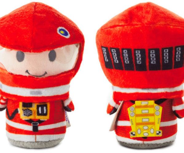 2001: A Space Odyssey Plush Dave Bowman: My God It's Full of Stuffing