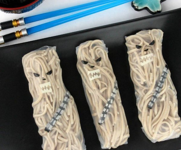 Noodle on This Chewbacca Noodle Roll Recipe