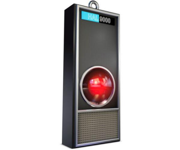 HAL 9000 Christmas Ornament – 2001: A Spruce Odyssey