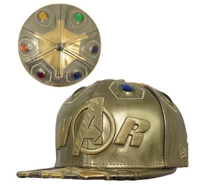 wholesale dealer c1c1b 6403e Avengers Infinity Gauntlet Hat  Cap in America