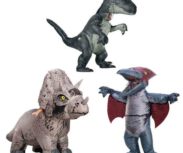 Inflatable Jurassic World Costumes: Airassic Workd