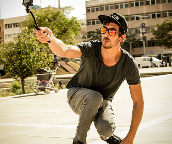 This Flexible Selfie Stick Will Take Your Selfie Game to Another Level