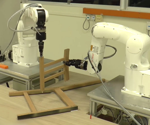 Trouble Building IKEA Furniture? These Robots Can Help!