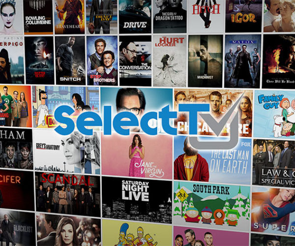 SelectTV Gives You Access to Thousands of Movies, TV Episodes, and Radio Stations