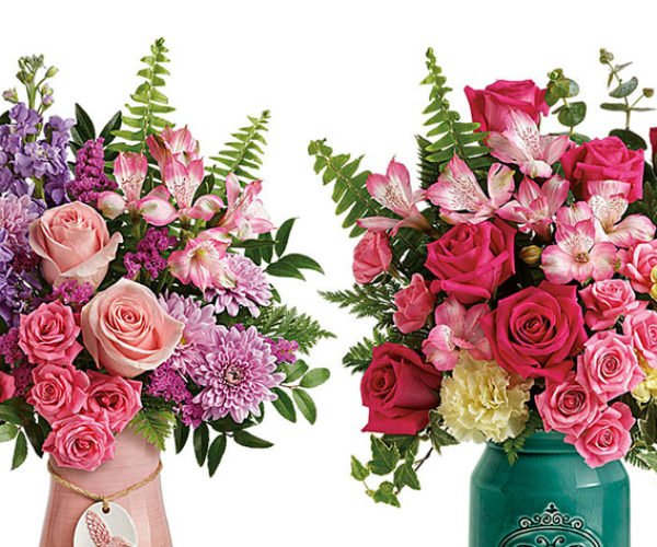 Send Your Mom Flowers with This Amazing Teleflora Mother's Day Deal