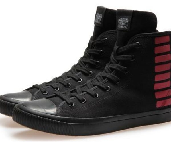 These Han Solo Sneakers Have Soul… O