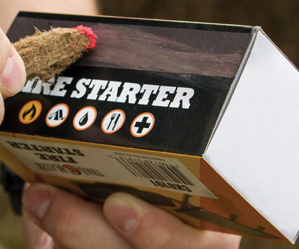 Firestarter Matches Burn for up to 10 Minutes