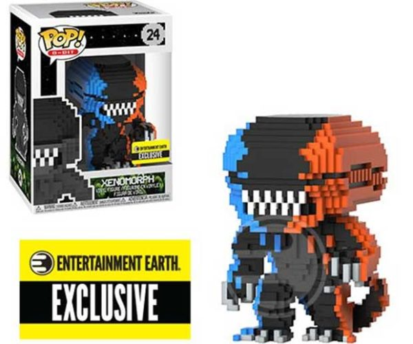 POP! Alien Video Game 8-bit Action Figure is Pixel-tastic