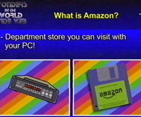 What Amazon Would Have Been Like in the '80s