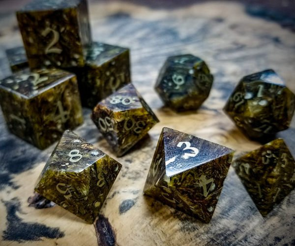 RPG Dice for Beer Lovers: Rolled Hops