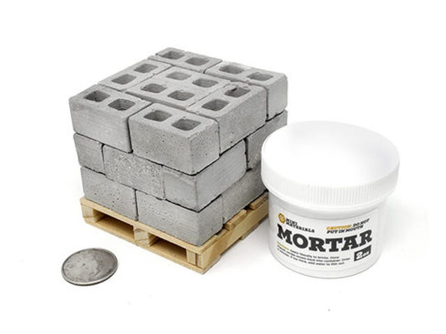 These Tiny Cinder Blocks Let You Construct Buildings at Your