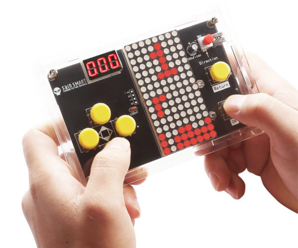 Build Your Own Minimal Gaming Handheld