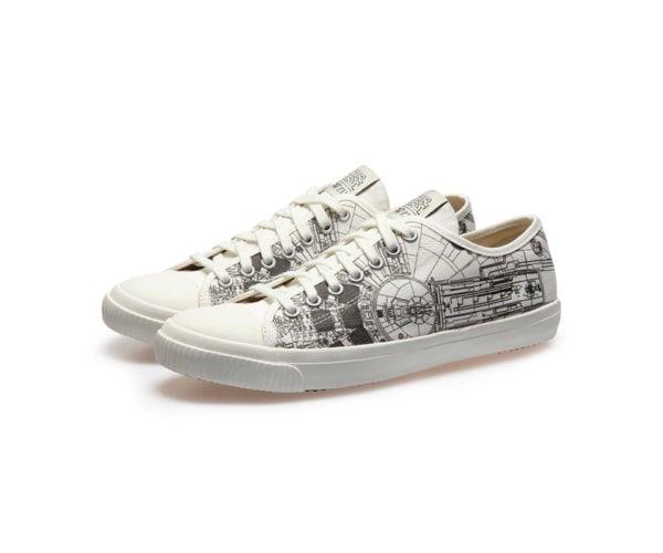 Millennium Falcon Sneakers: Walk or Run the Kessel Run