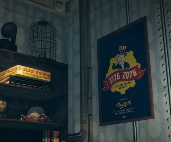 Fallout 76 Teaser Trailer: The Official Vault of the Tricentennial