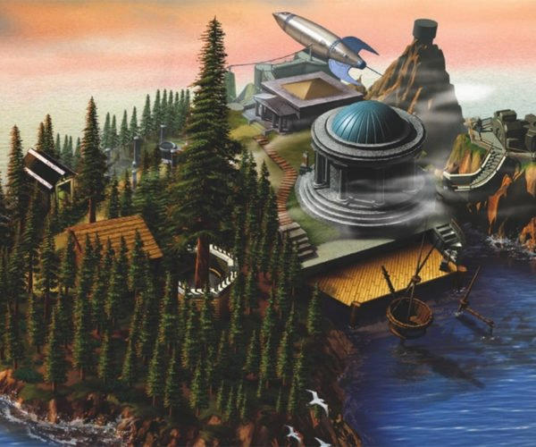 Myst 25th Anniversary Collection is Probably as Infuriating as it Used to Be